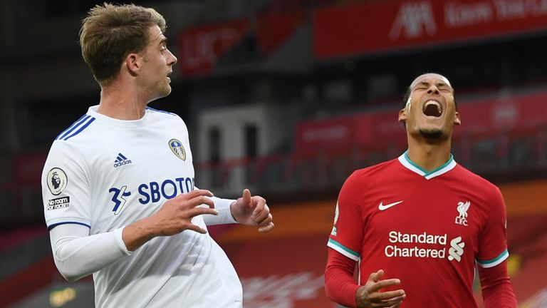 Leeds impressed in defeat in their return to the Premier League as they lost 4-3 to defending champions Liverpool