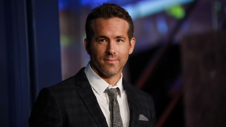Ryan Reynolds could be a new investor in Rexham