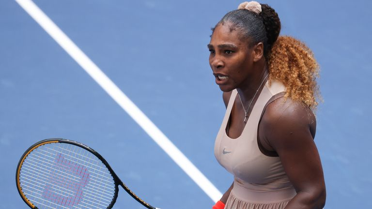 Serena Williams would prefer to stay in private accommodation in Paris