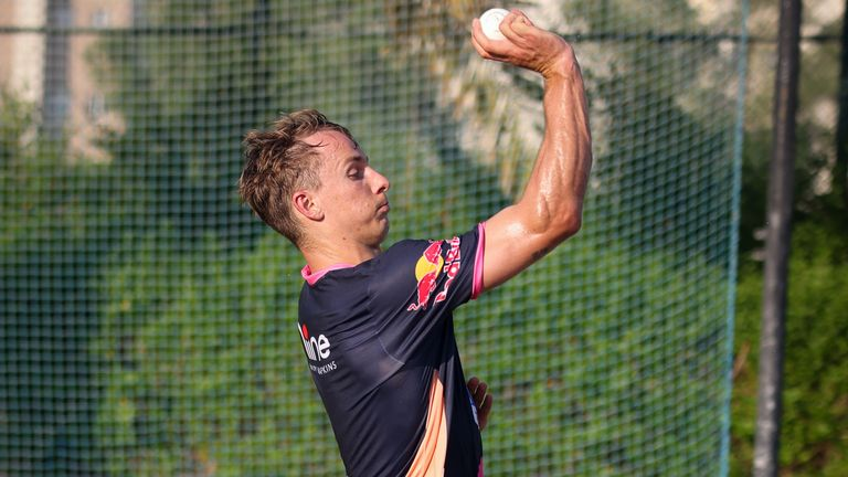 Curran is looking forward to challenging himself against the world's best T20 players