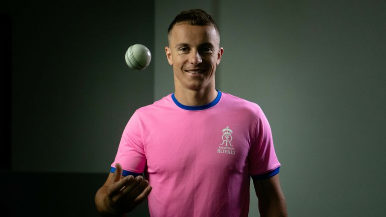 Curran is looking forward to potentially playing against brother Sam in the IPL