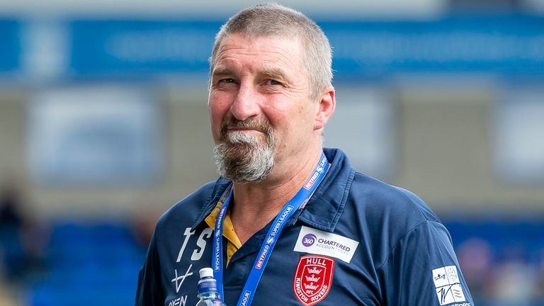 Can Tony Smith and Hull KR spring another surprise on Friday against St Helens?