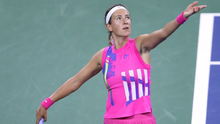 Victoria Azarenka won the Western & Southern title in New York last week