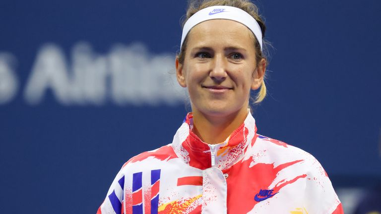 Victoria Azarenka went from the brink of retirement to reach her first Grand Slam final in seven years