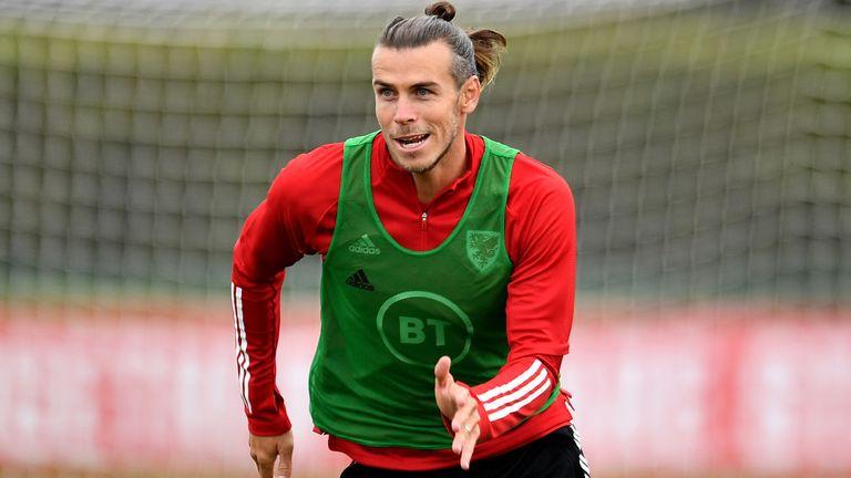 Tottenham is 'where Bale wants to be' according to his agent Jonathan Barnett