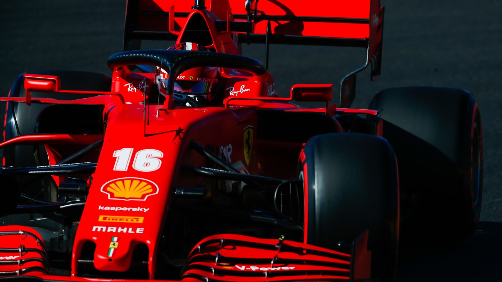 F1: Charles Leclerc stars again in qualifying but Sebastian Vettel 15th