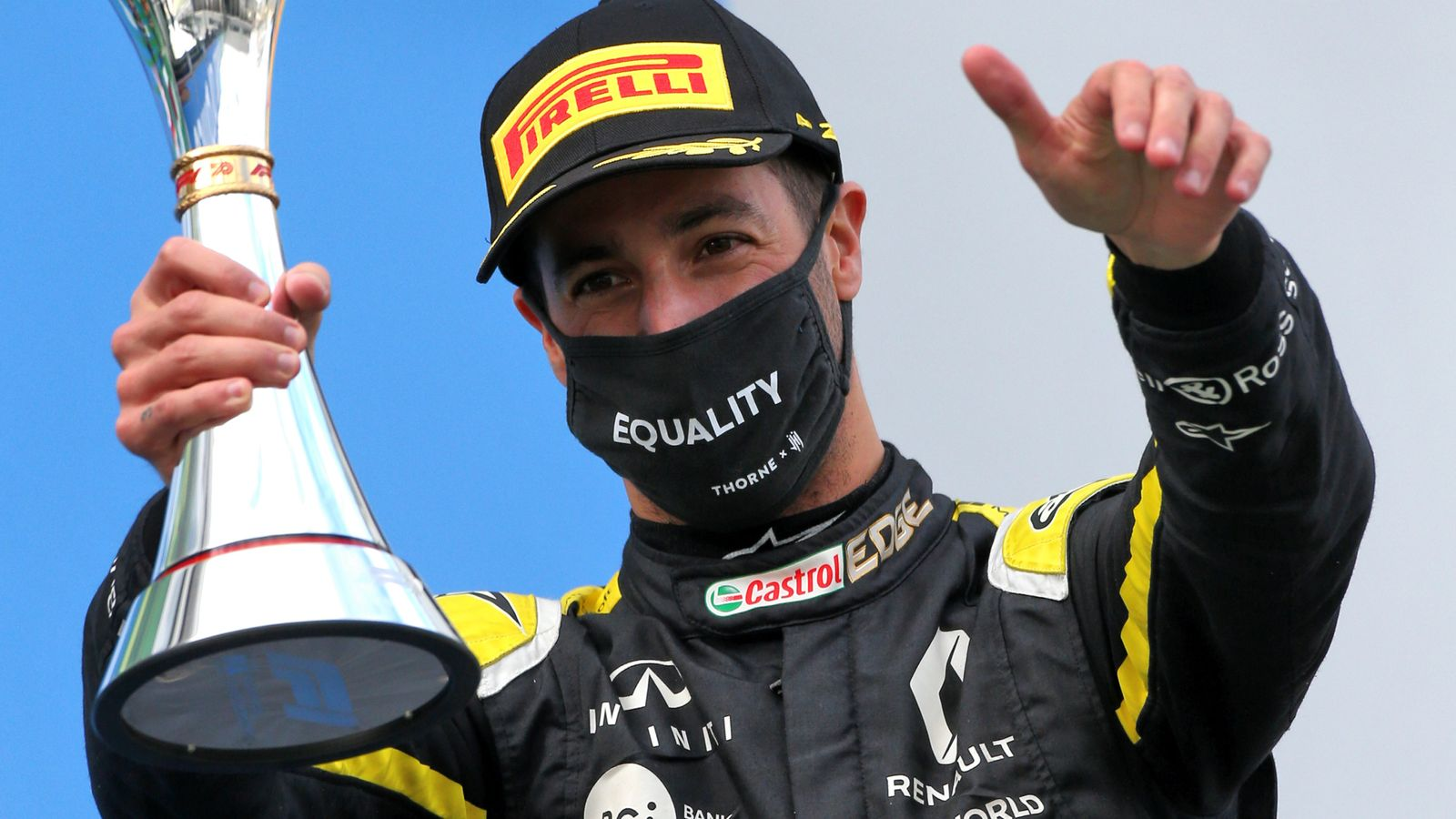 Renault and Daniel Ricciardo: From underachievers to an F1 2020 force