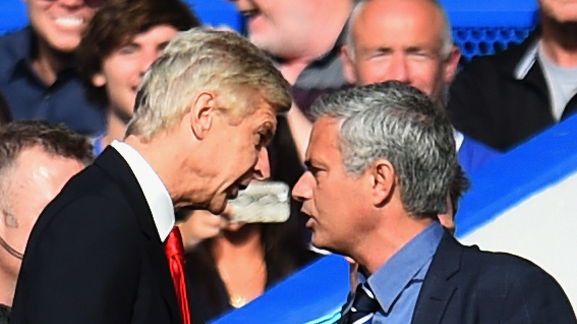 Wenger on Jose rivalry: I feel like I'm in kindergarten