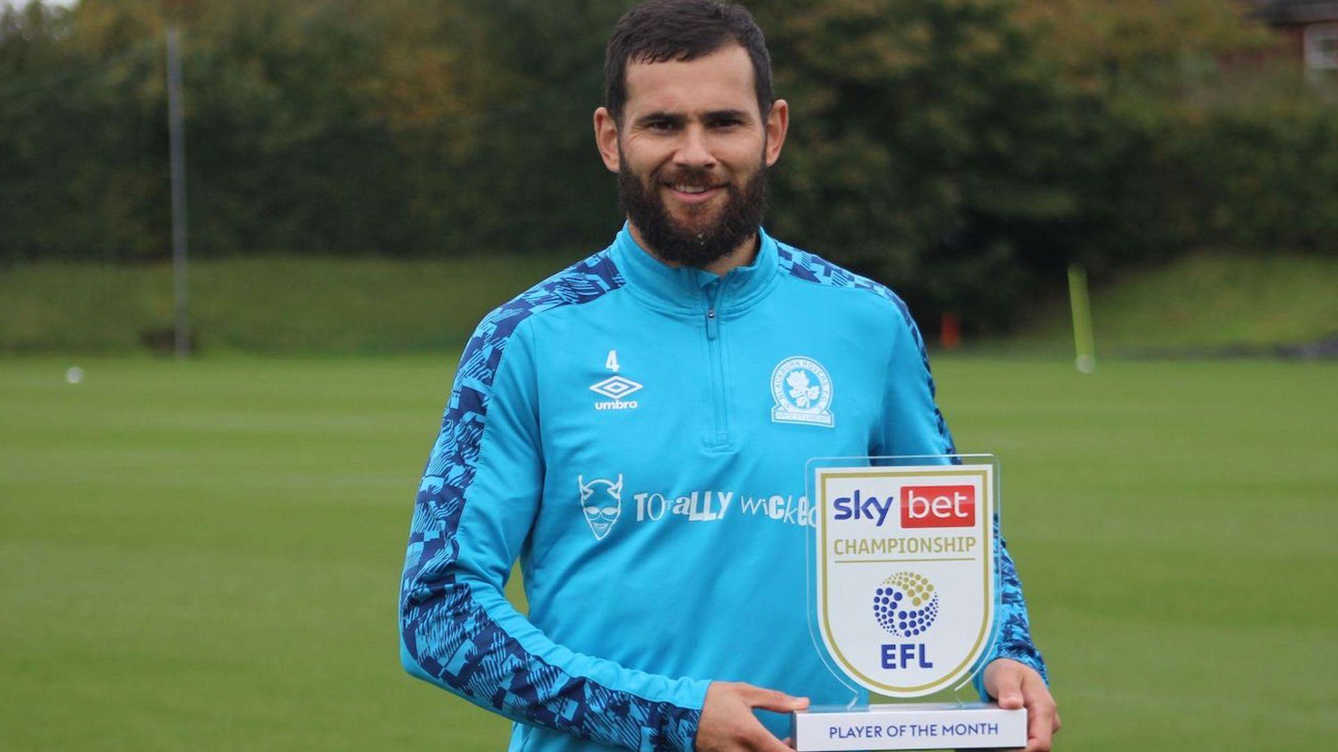 Johnson, Paunovic win September Championship awards