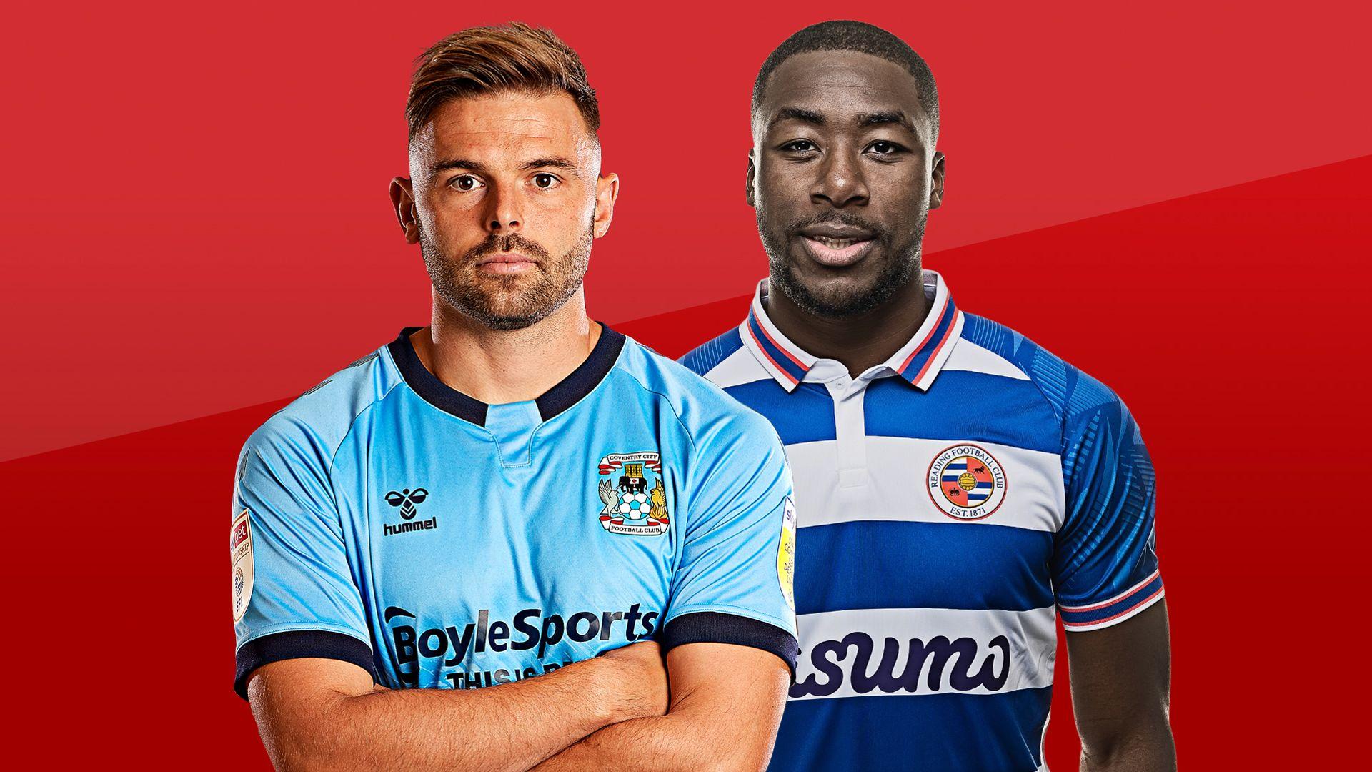 Live on Sky: Coventry vs Reading