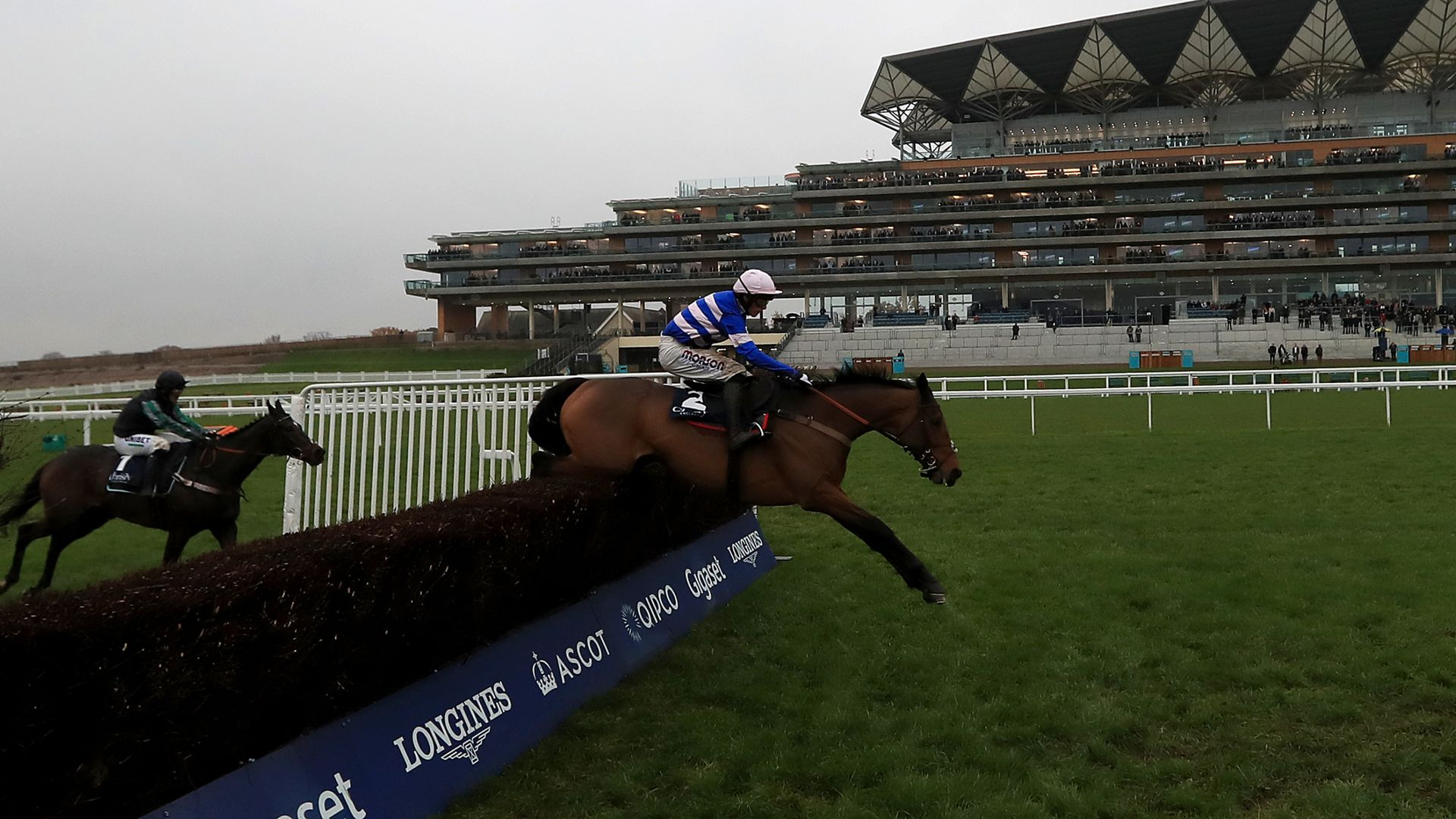Gold Cup target for Cyrname
