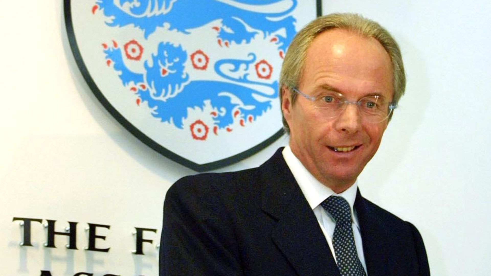 When England turned to Sven: 20 years on