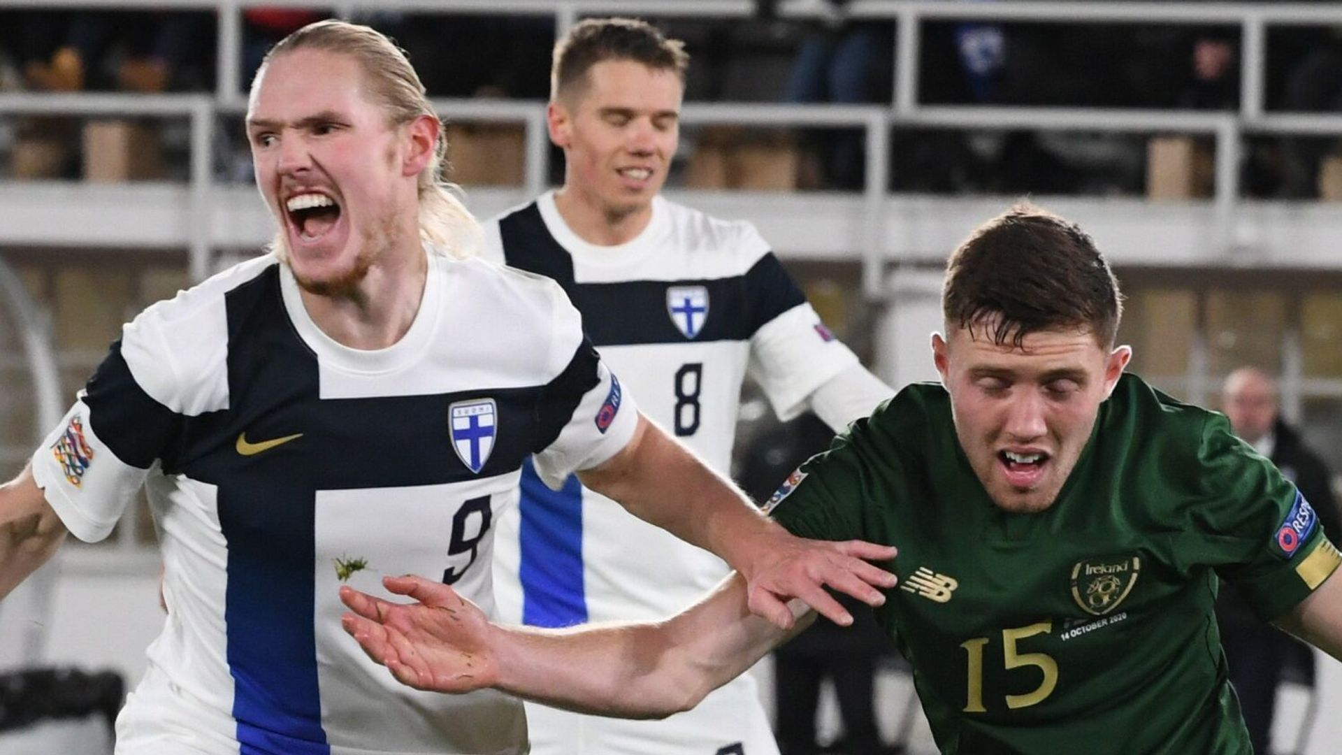 Rep of Ireland poor form continues in Finland defeat