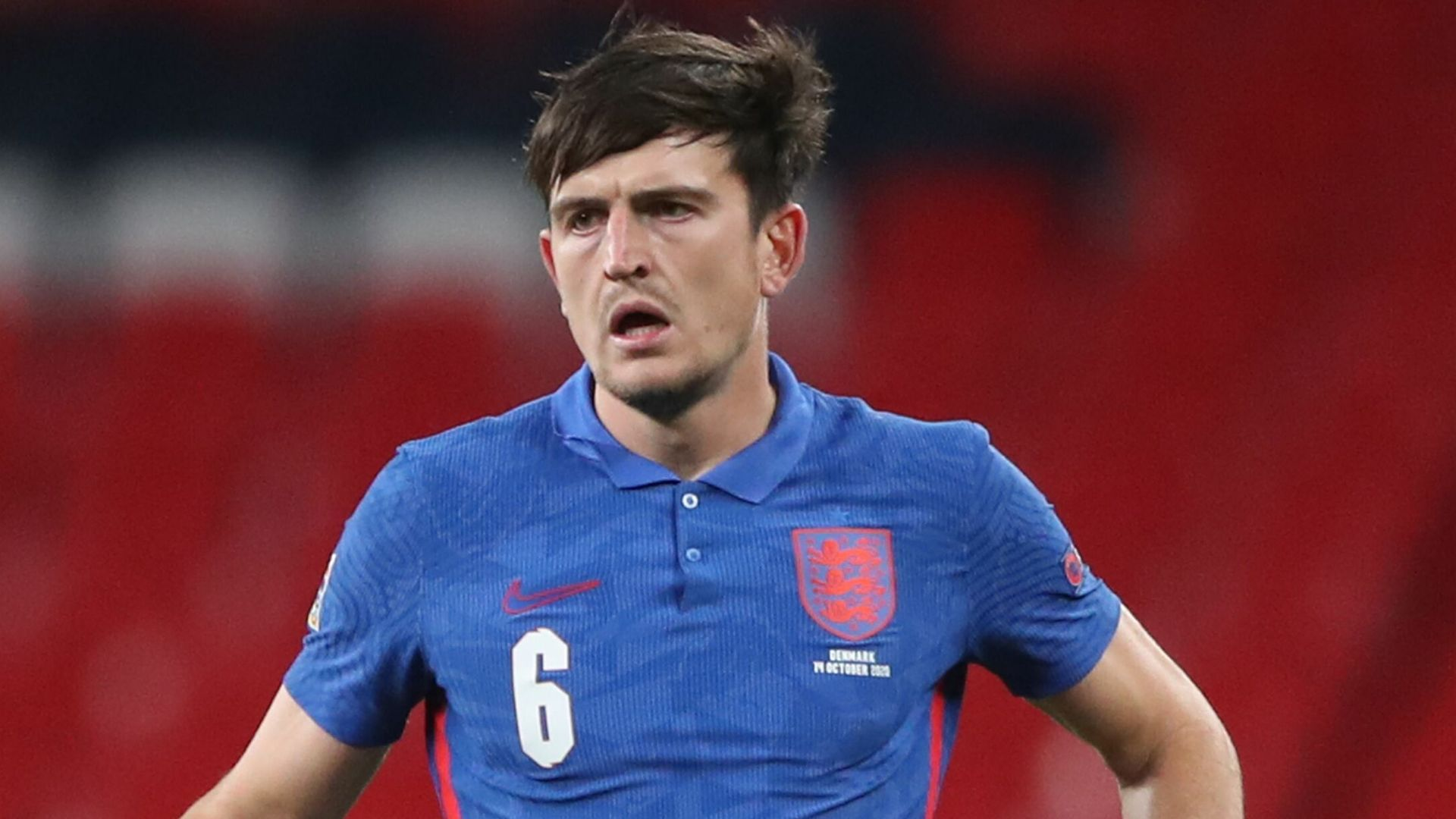 Southgate: Maguire big enough to deal with stick