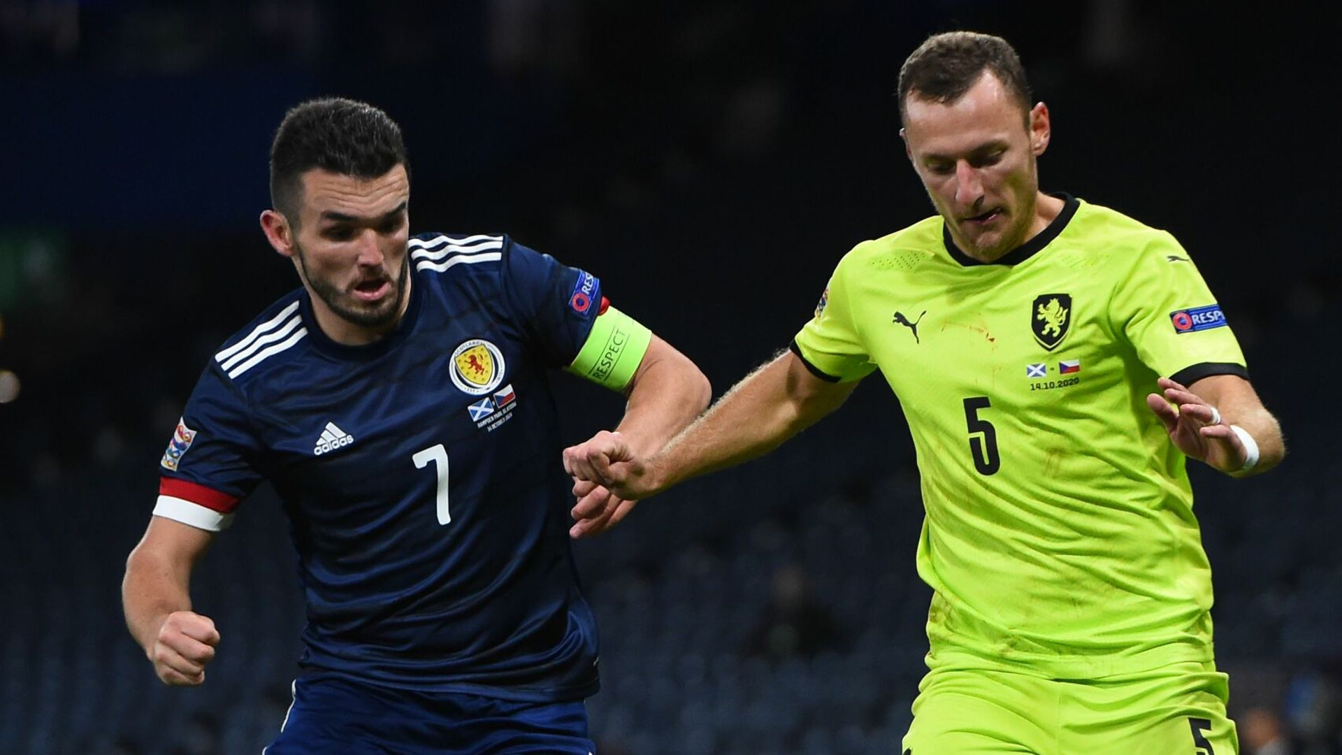 Scot Pod: Can Scotland be competitive at the Euros?