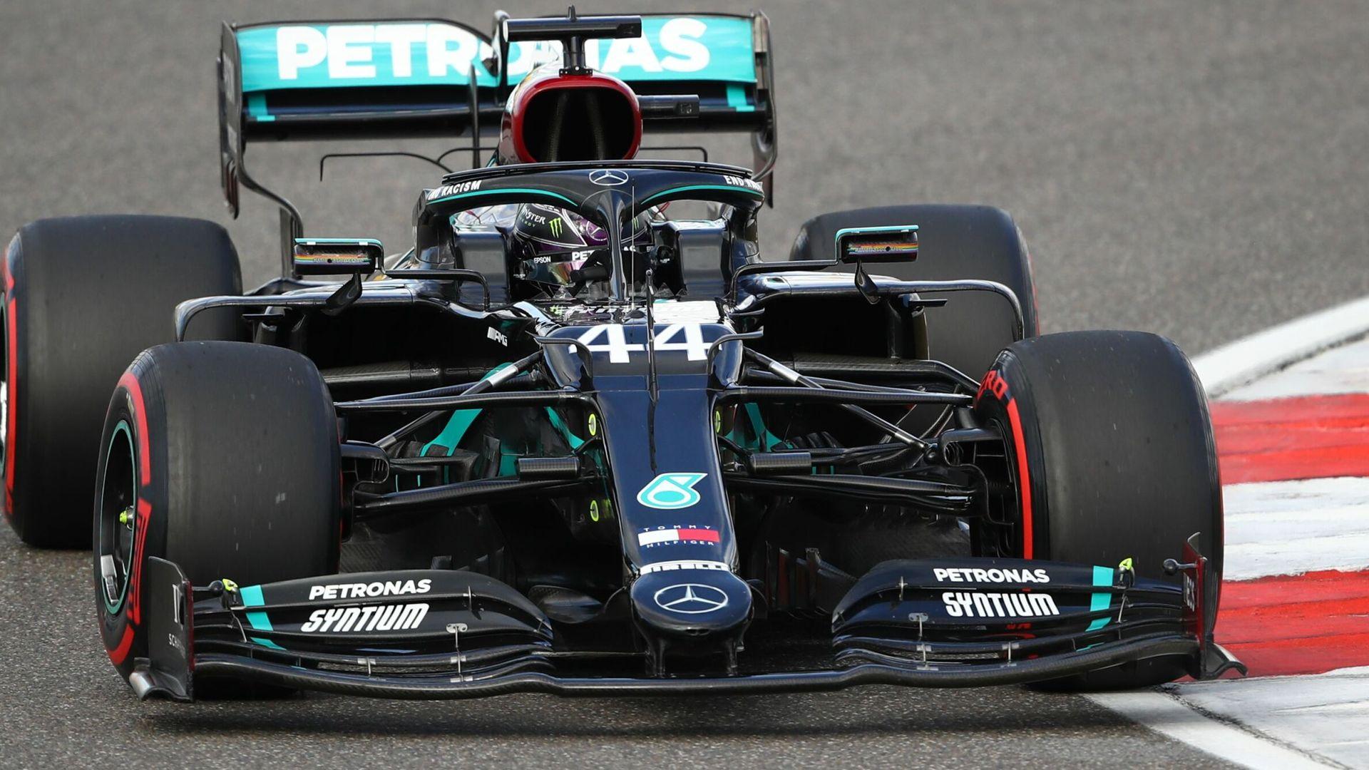 Mercedes explain 2021 shift as titles loom