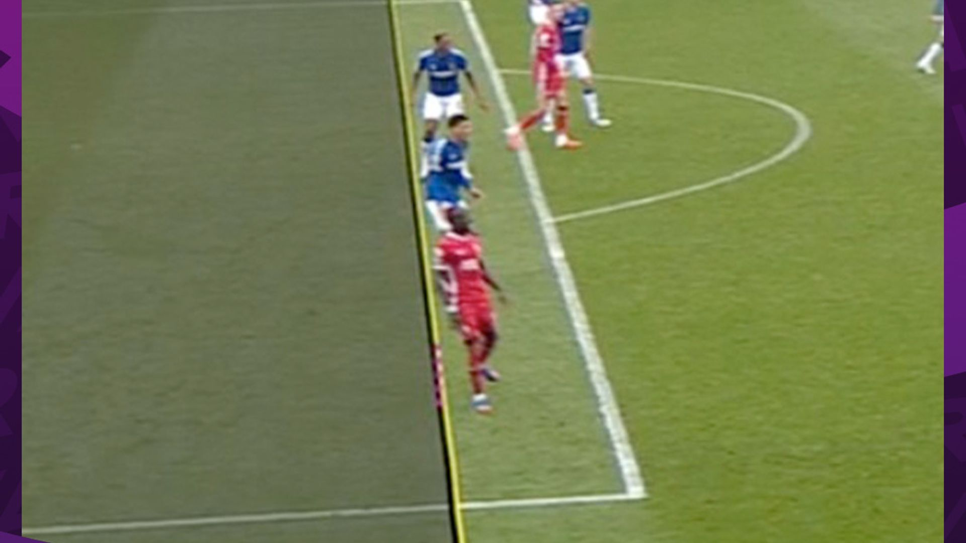 FIFA requests better visuals for VAR offside decisions