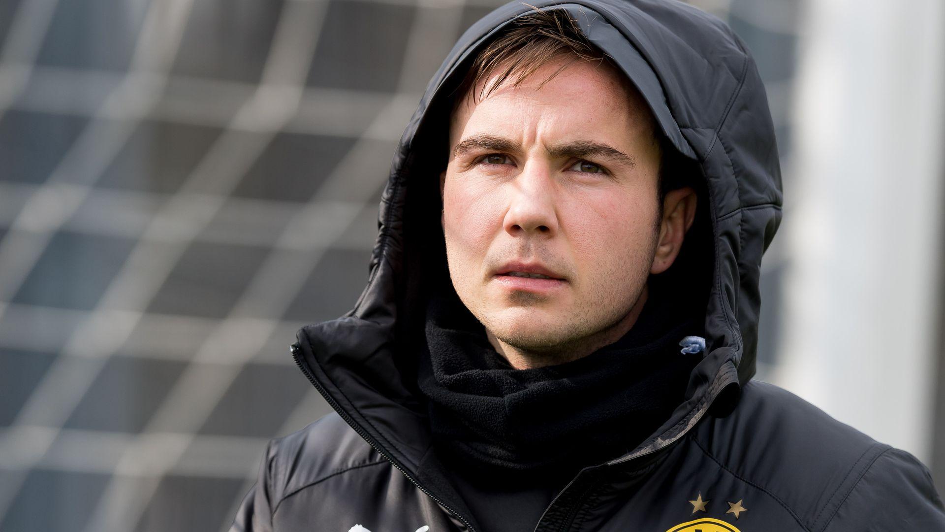 Free agent Gotze joins PSV