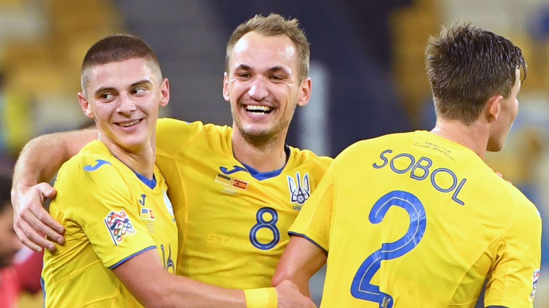 Spain stunned by Ukraine; Germany, Switzerland in thriller