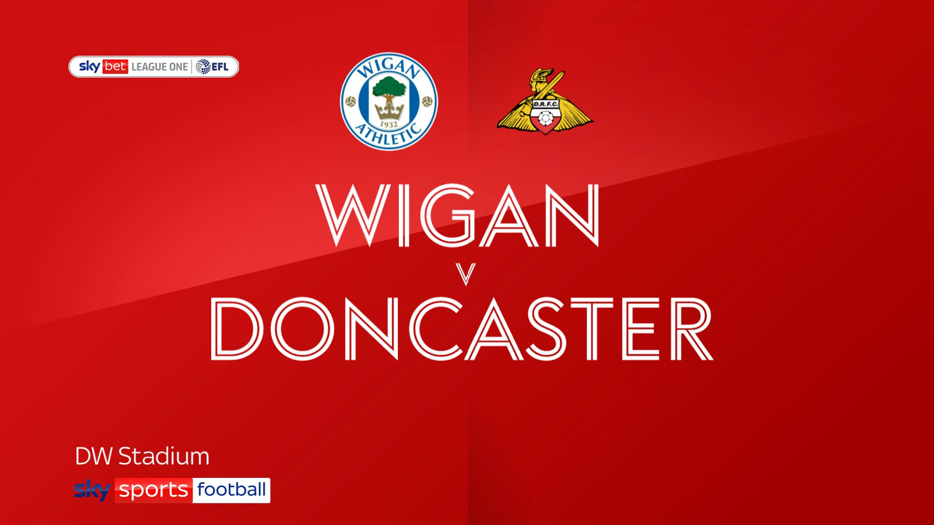 Garner strike keeps up Wigan's feel-good factor