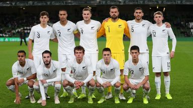 New Zealand were due to face England in an international friendly at Wembley Stadium on November 12