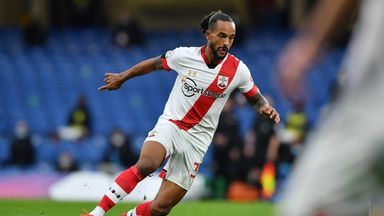 Theo Walcott is available for Southampton again