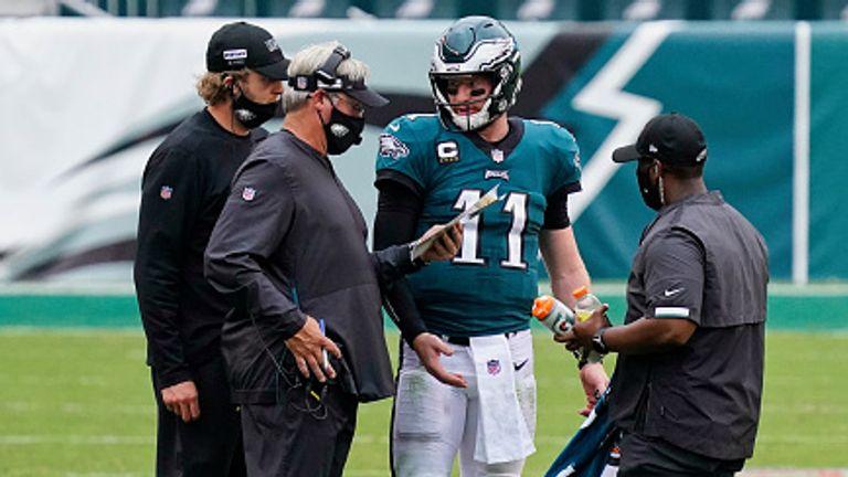 Doug Pederson and Wentz need to fix Philadelphia's offense