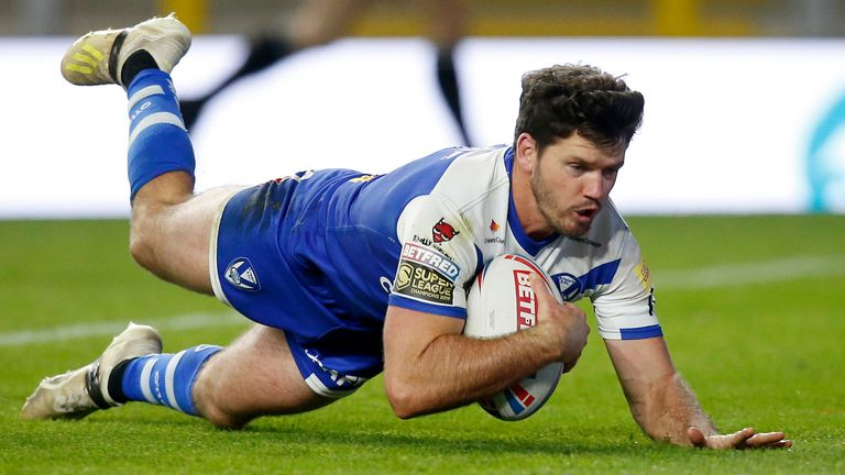 Lachlan Coote scored twice as St Helens came from 12-0 behind to beat Wakefield