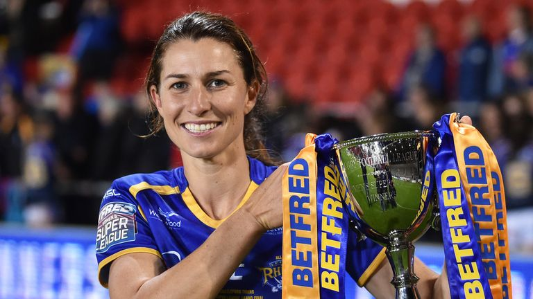 Reigning Woman of Steel Courtney Hill is this week's guest on the Golden Point Podcast