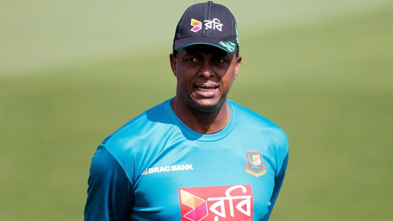 Courtney Walsh has been named head coach of the West Indies Women's team