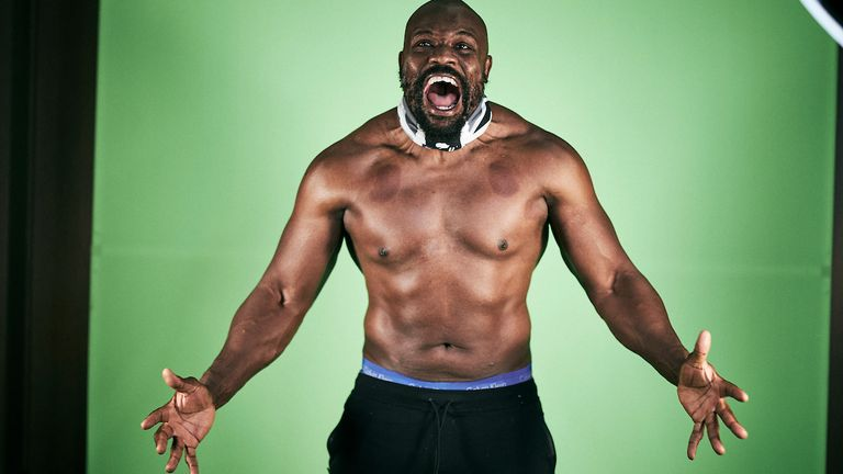 Chisora is aiming to cause a massive upset