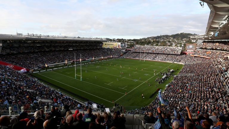 47,000 fans are expected to attend Eden Park on Sunday