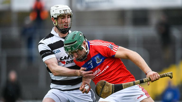 Fintan Burke was central to St Thomas' retaining their county title