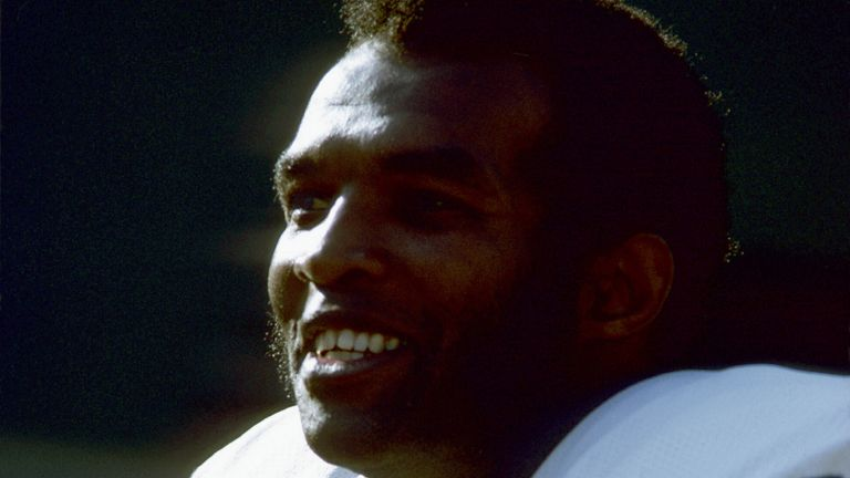 Herb Adderley played for the Green Bay Packers and Dallas Cowboys