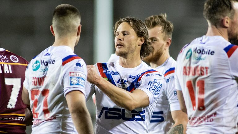 Skipper Jacob Miller played a big role in role in Wakefield's win