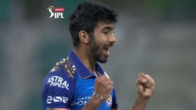 Jasprit Bumrah helped Mumbai Indians to a fifth IPL crown in 2020