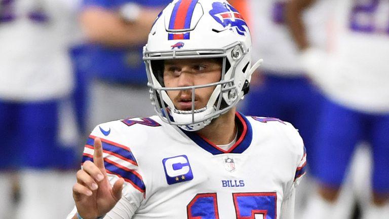 Josh Allen has made a big leap as a quarterback in 2020