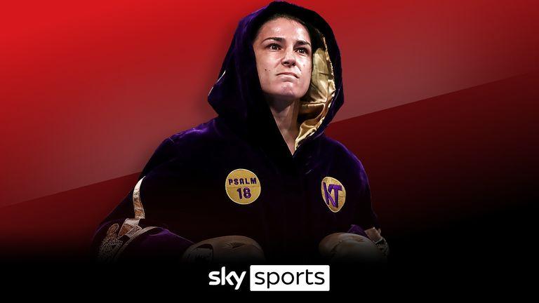 Katie Taylor headlines on November 14, live on Sky Sports