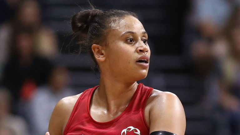 The Vitality Roses have one more encounter with New Zealand on Sunday, live on Sky Sports