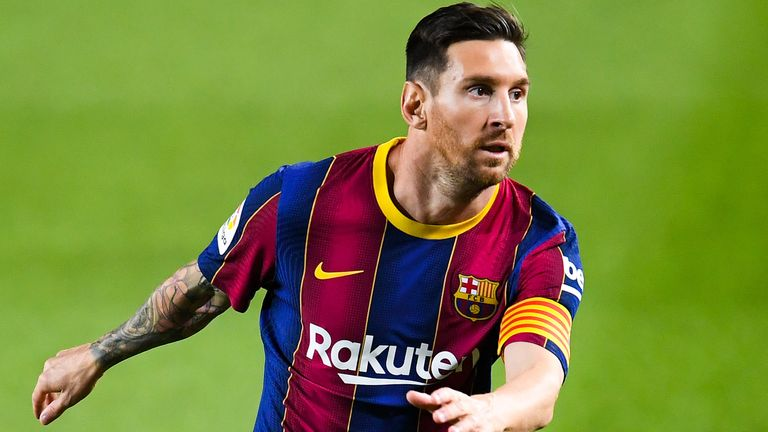 Lionel Messi: Manchester City have 'financial strength' to ...