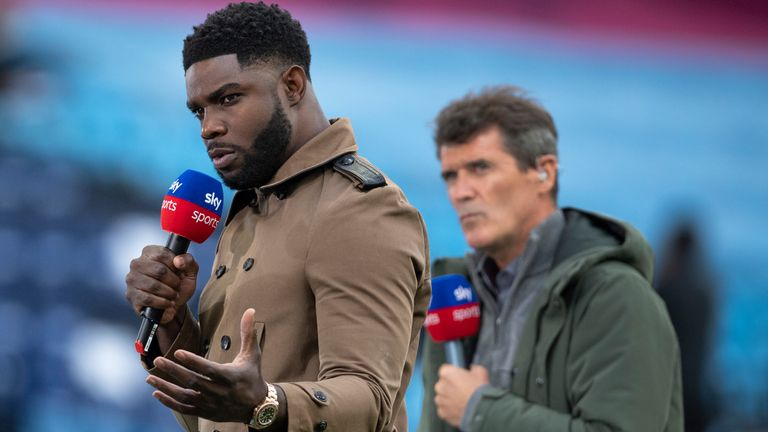 Micah Richards shared his experience of racism and backs the campaign to tackle online hate