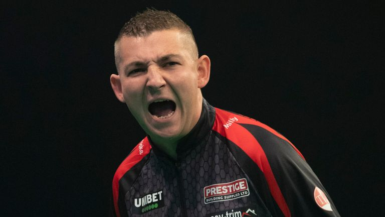 Nathan Aspinall insists 2021 is the biggest year of his darting career to date
