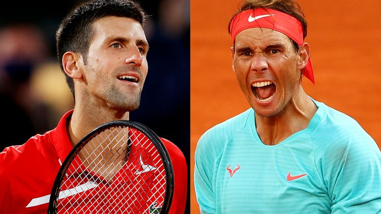 Djokovic and Nadal will fight it out for the all-time Grand Slam record, according to Murray