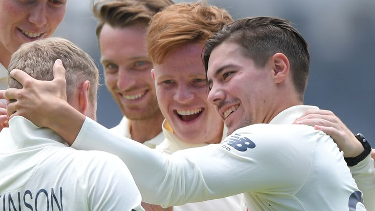 England and Surrey batsmen Ollie Pope and Rory Burns will face each other in The Hundred