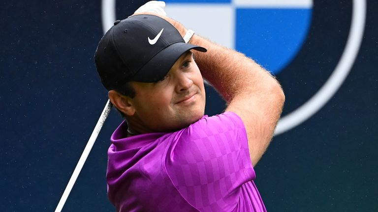 Reed holds a 28-point lead over Collin Morikawa in the Race to Dubai standings