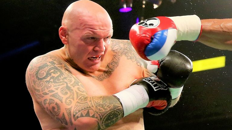 Paul Butlin had painful encounters with Chisora