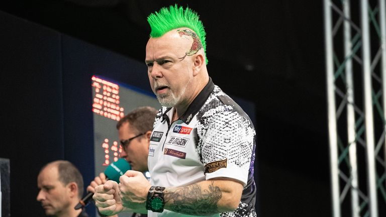 World champion Peter Wright will face Gerwyn Price in a repeat of their World Championship semi-final
