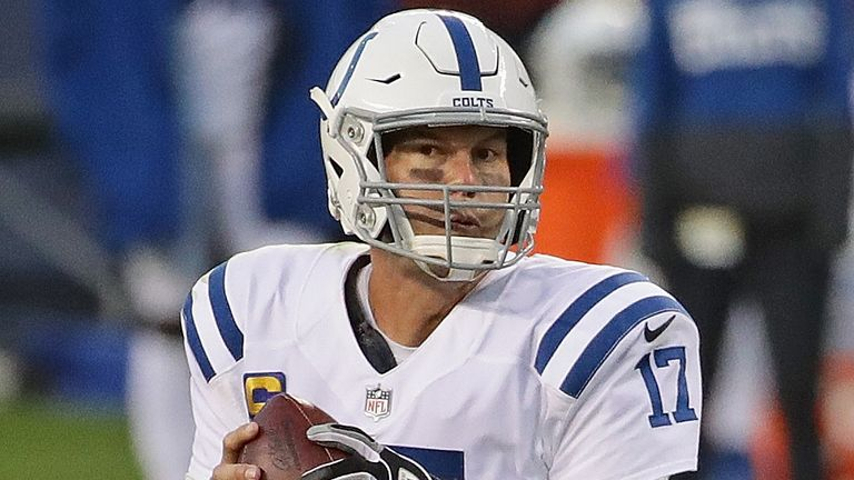 Philip Rivers and the Colts offence has been up and down during the 2020 season