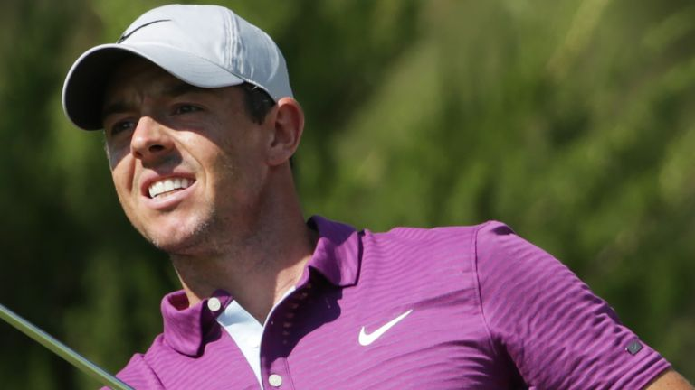 Rory McIlroy is still searching for his first win of 2020