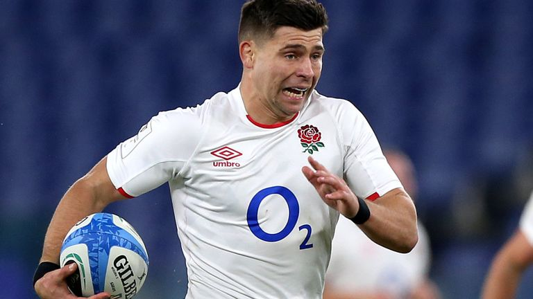 Ben Youngs scored two tries on his 100th England appearance